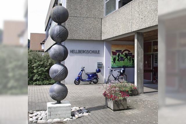 Die Hellbergschule will sich mehr im Ortsteil Brombach verankern