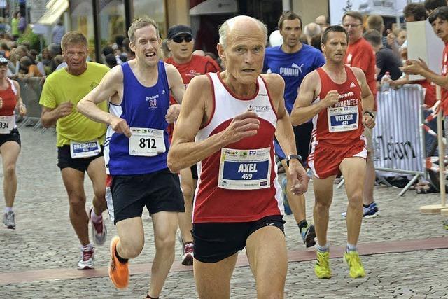 Der schnellste Altstadtlauf