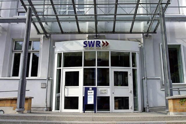 Rainer Suchan - der neue Leiter des SWR-Studios Freiburg