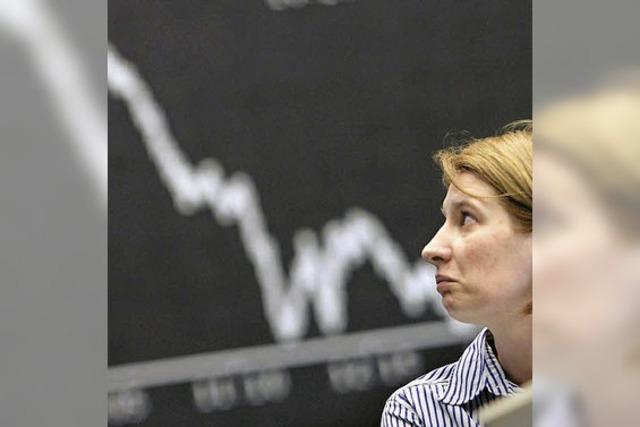 Die Börse kracht, na und?