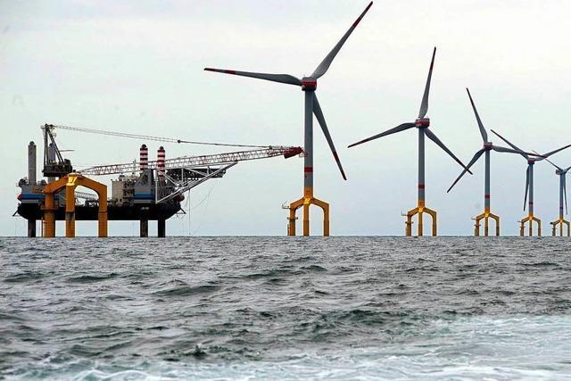 Viele Windparks werfen weniger ab als geplant