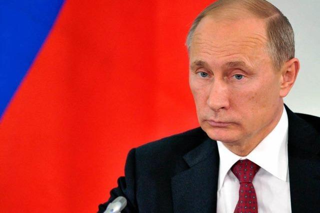 Putin erteilt Obama eine Absage im Fall Snowden