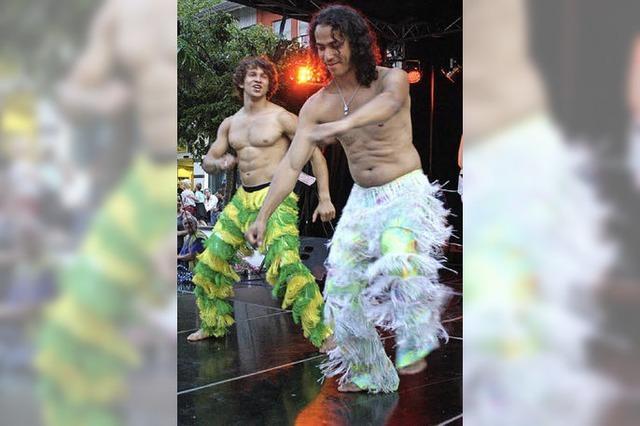 Zumba, Samba, Caipirinha