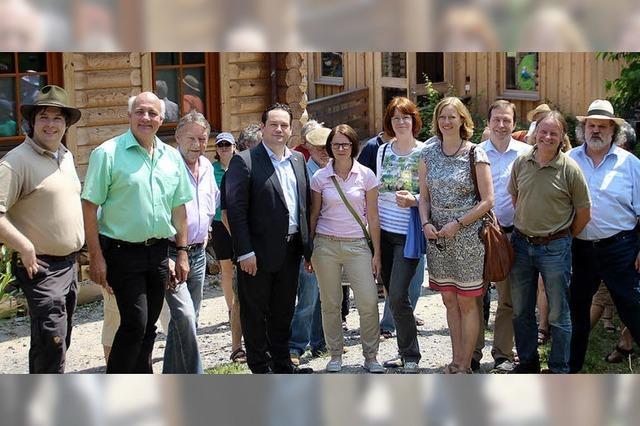Naturzentrum Rheinauen will sanften Tourismus in Rust fördern
