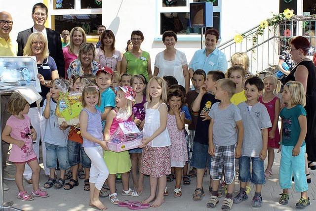 600 000 Euro für die Sanierung des Kindergarten s