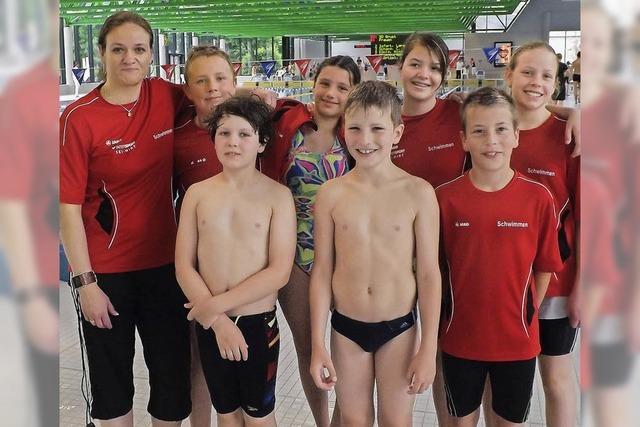 Tim Schwär schwimmt zum Meistertitel