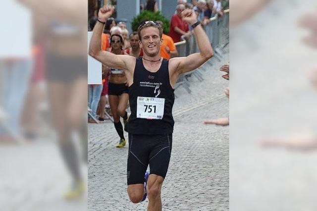Schnellster Altstadtlauf aller Zeiten
