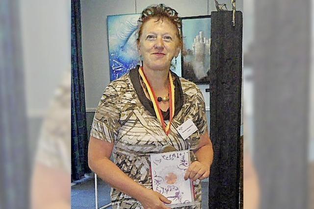 Silberne Ehre für Roswitha Niedanowski