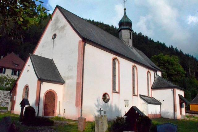 Die Kirchengemeinde ist ausgezogen