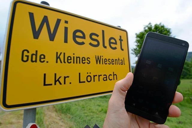 Viele Schwarzwald-Täler sind weit weg von der Datenautobahn