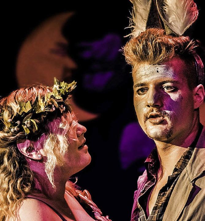 Szene aus der Aufführung   | Foto: Alisa Hoffmann