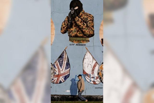 Der Frieden in Belfast ist brüchig