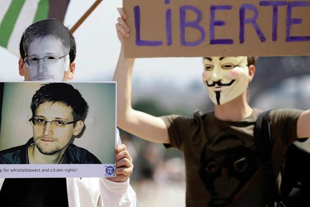 USA fürchten Snowden weiter – noch kein Asylantrag gestellt