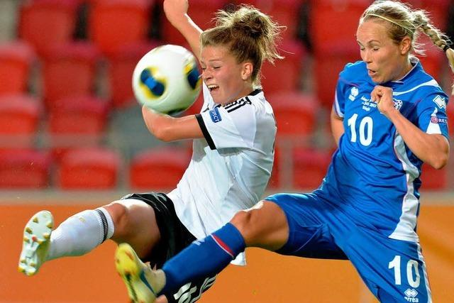 Fußball-EM: Lotzen und Leupolz bereichern das deutsche Spiel