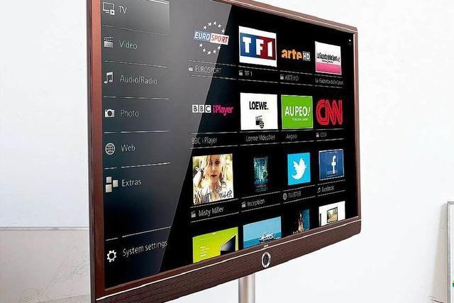 TV-Hersteller Loewe in großen Schwierigkeiten