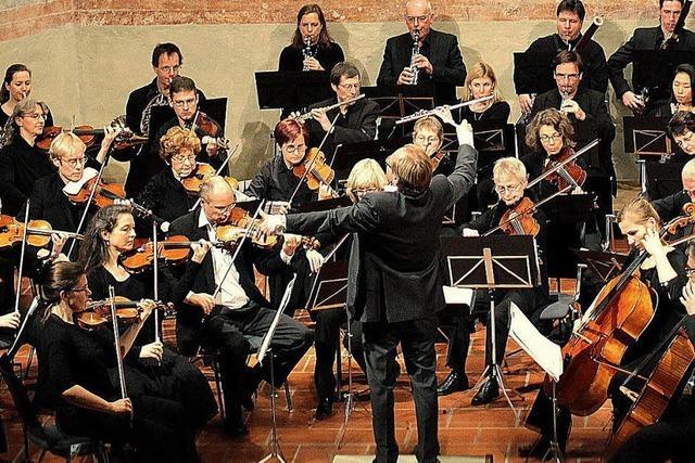SONNTAG: KLASSIK: Jubiläum beim Musikkollegium