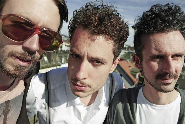 Revolutionäres Heimspiel: Trio Rusconi im Basler Bird's Eye Jazz Club