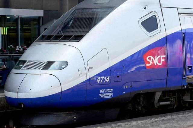 Ansturm auf die Paris-Tickets für den TGV ab Freiburg