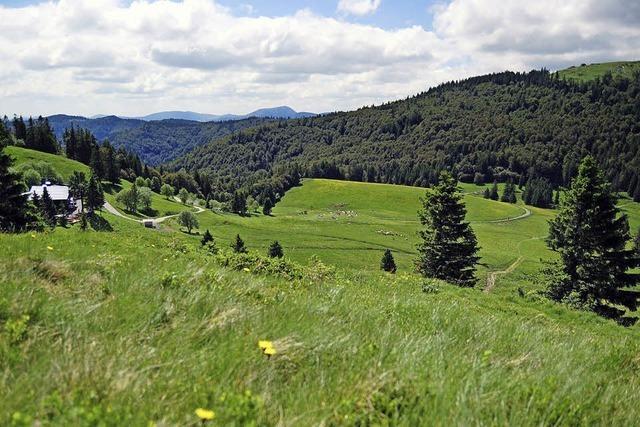 Jubiläum der Krunkelbachhütte am Bernauer Hochtal Steig