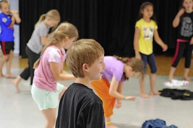 Tänzerisch die Persönlichkeit schulen