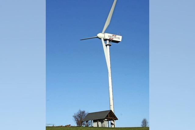 Kein Wort zur Windkraft