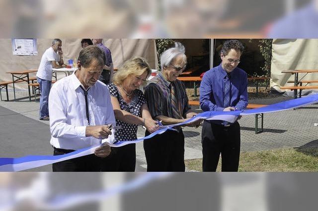 Dorfstraßen: Ende der Bauarbeiten wird gefeiert