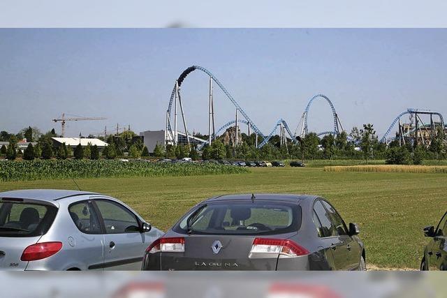 Europa-Park plant Bau von 950 Mitarbeiterparkplätzen