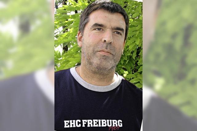 Marc Esslinger ist neuer stellvertretender EHC-Vorsitzender