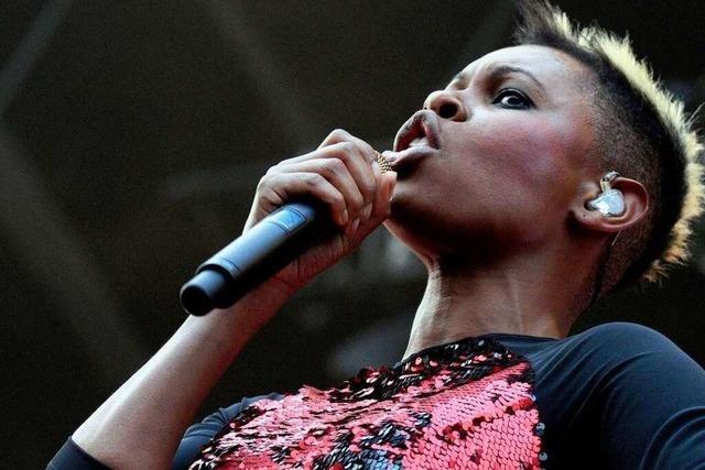 Skunk Anansie in Lörrach: Sängerin Skin über die Band