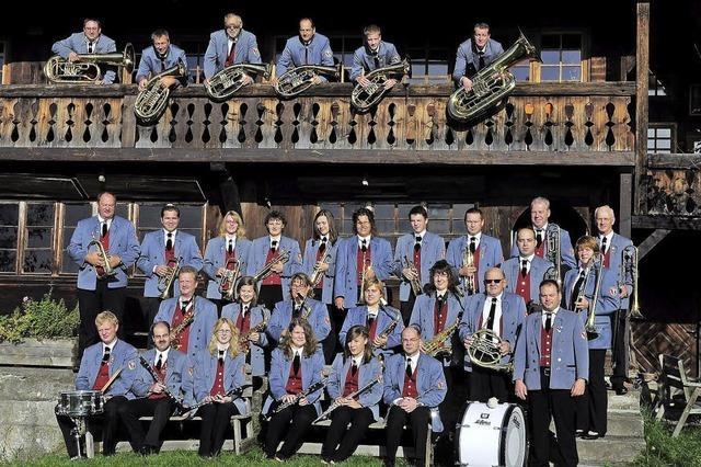 Jubiläumsfest mit neuem Dirigenten