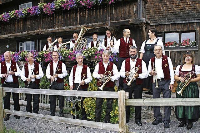 Dorffest in Kappel