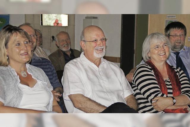 Klaus Köstel geht in den Ruhestand