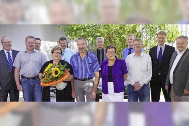 Freyler ehrt langjährige Mitarbeiter