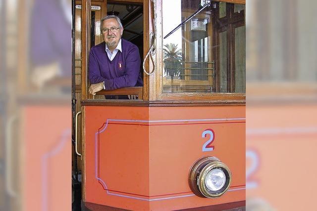 Die Straßenbahn von Sóller wird 100