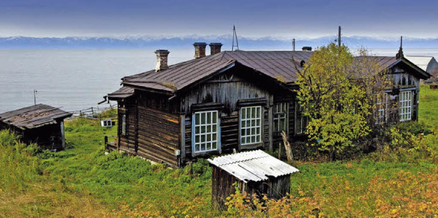 Endstation einer langen   Zugreise: der Baikalsee bei Irkutsk   | Foto: Lernidee Erlebnisreisen