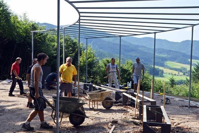 Am Samstag wird in Elzach der Kolpingweg eröffnet