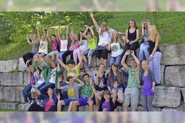 Sommerkonzert der Schulen