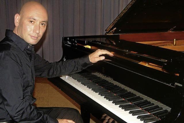 Klavierkonzert in drei Sprachen