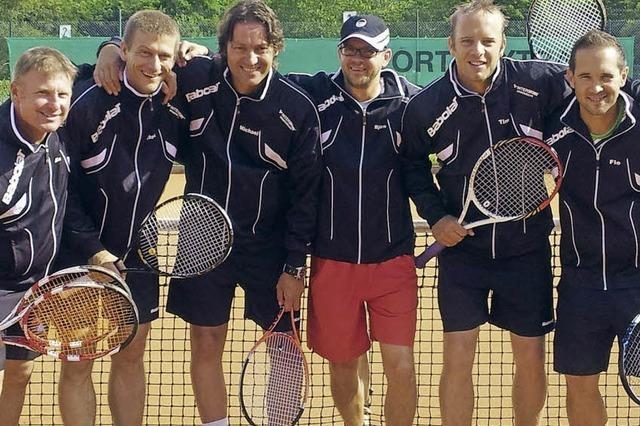TC Lörrach steigt in die Oberliga auf