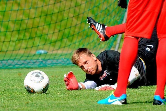 SC-Keeper Oliver Baumann: