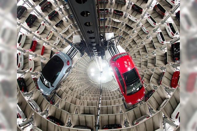 Die Auto-Werkstadt