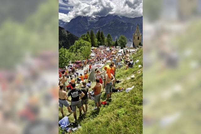 L'Alpe d'Huez - der Wallfahrtsort der Radsportler