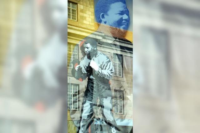 Ganz Südafrika feiert seinen Nationalhelden