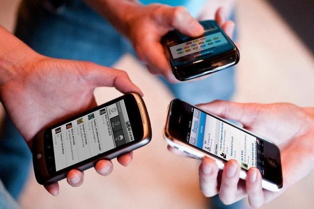 Bar, Büro, Couch: Wenn Apps wissen, wo du bist