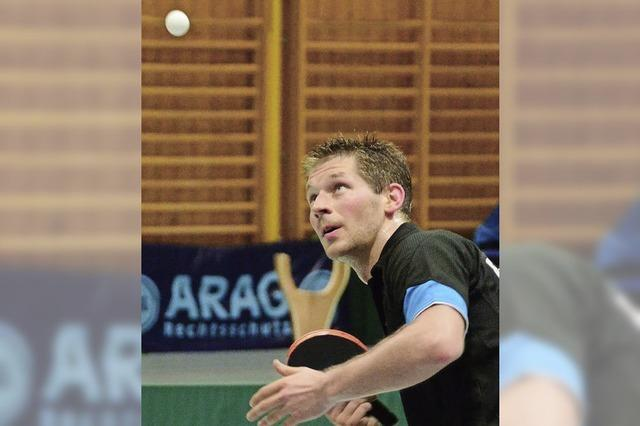 So trainiert die Tischtennis-Nationalmannschaft in Hinterzarten