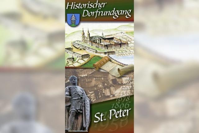 Auf 41 Seiten durch St. Peter