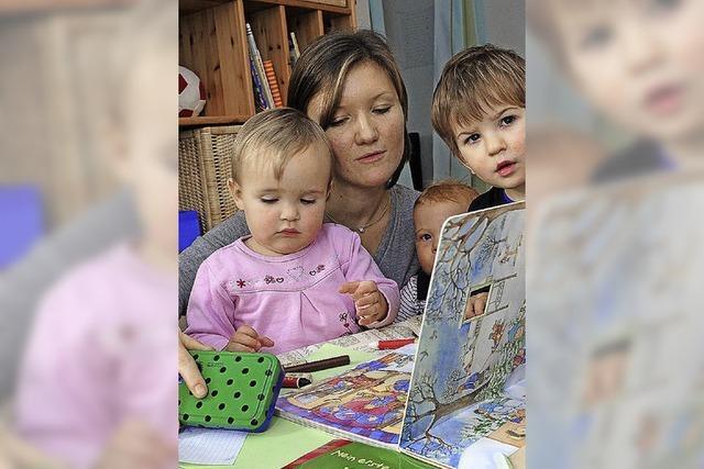 Wachstumsschübe beim Kinderschutzbund