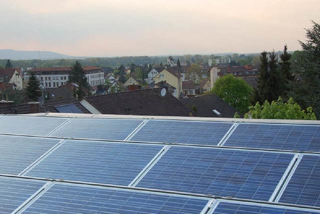 Die Energiewende voranbringen