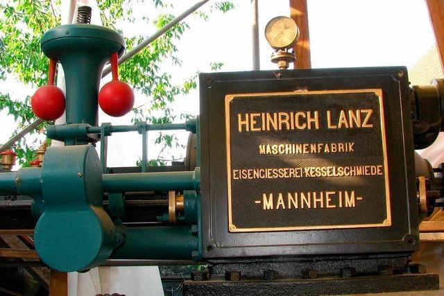 Historische Dampfmaschine könnte ins Münstertal zurückkehren