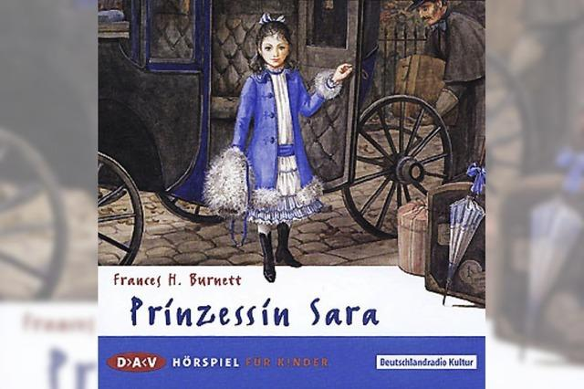 HÖRSPIELTIPP: Die echte Prinzessin
